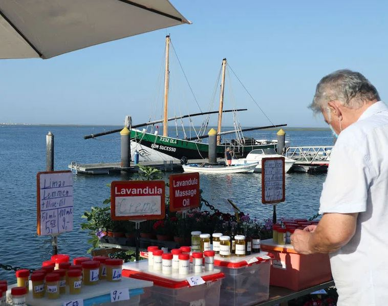 CB on the Road: Olhão, Fresh from the Market